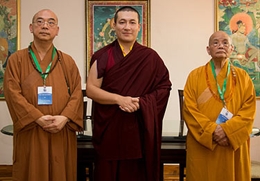 Special meetings with Gyalwa Karmapa